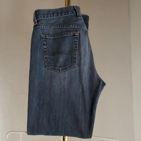 Lucky Brand Denim - Lucky Brand Button Fly Jeans